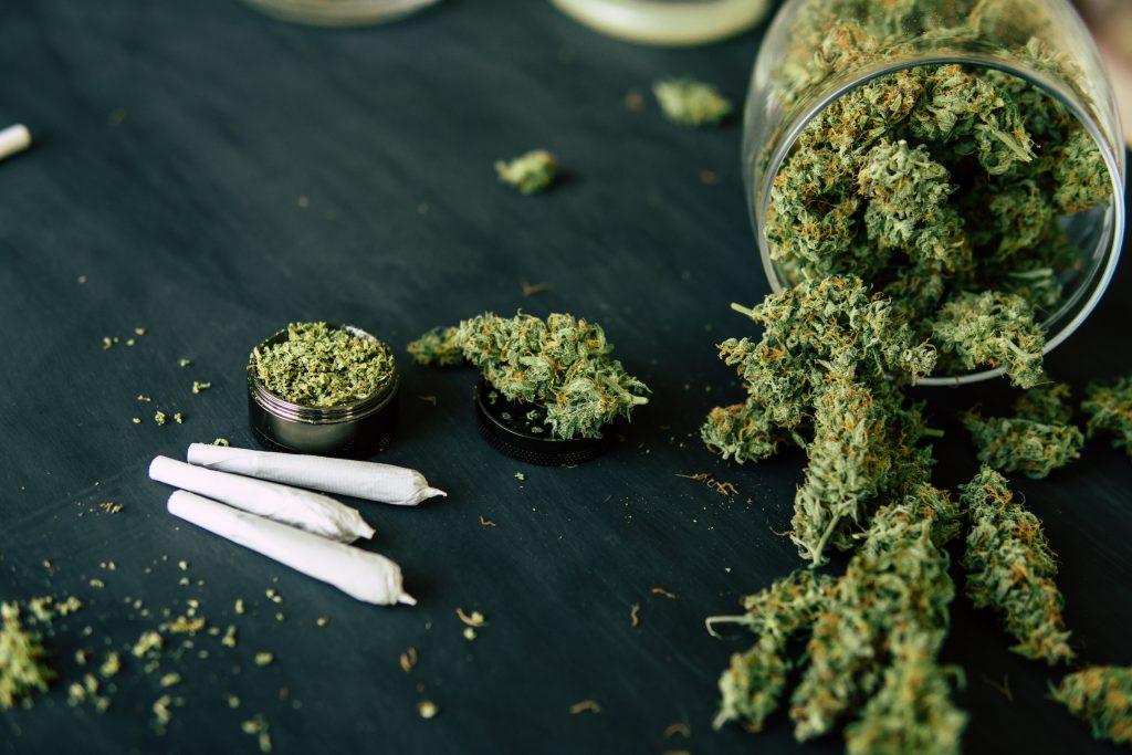 Cannabis use to treat anxiety